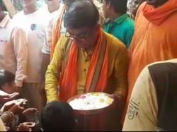 Bjp Hijacks Anubrata Mandal S Nakuldana Campaign In Lok Sabha Election