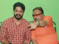 Bangladesh S Actor Gaji Nur Participates Tmc S Campaigning After Ferdous