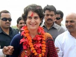 Priyanka Gandhi S First Reaction On Congress Manifesto Release
