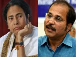 Adhir Chowdhury Attacks Mamata Banerjee On Corruption Issue