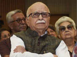 Lal Krishna Advani Morality Blog Why Was He Silent In The Last Five Years