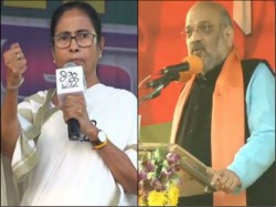 Mamata Banerjee And Amit Shah Will Have Seperate Meetings On 11 Th April In Darjeeling