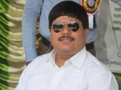 Mla Sunil Singh S Son Joins In Bjp Leaving Tmc Before Lok Sabha Election