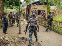 Four Bsf Jawans Killed In Encounter With Maoist In Chhattisgarh