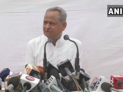 Rajasthan Cm Ashok Gehlot Says Ram Nath Kovind Was Appointed President Because Of His Caste