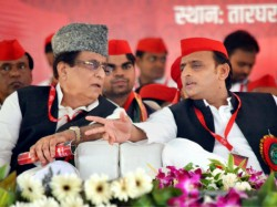 Fir Against Sp Leader Azam Khan For Allegedly Attacking Bjp Ledaer Jaya Prada