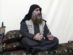 Isis Leader Abu Bakr Al Baghdadi Appears In Video For First Time Five Years