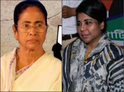 Bharati Attacked Cm Mamata Ahead Of Elections