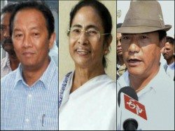 Mamata Banerjee Starts Her Speech With Wrong Name As Bimal Gurung