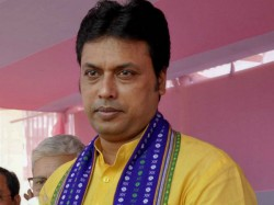Tripura Cm Biplab Dev S Wife Overthrows All The Complaints Against Husband