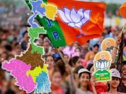 Bjp S Organic Survey Report Says They Can Win In 17 Seats From West Bengal