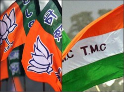 Dilip Ghosh Calls For Stick In Bjp Workers Hand Firhad Hakim Gives The Answer