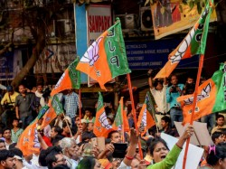 Panchayat Members Join In Bjp Leaving Tmc Before Lok Sabha Election At Burdwan