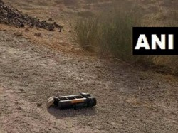 Live Mortar Bomb Found Near Iaf S Nal Air Base Senior Officials Spot