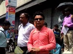 Computer Teachers Are Beaten In Kolkata Due To Agitation For Salary Claim