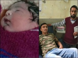 Crpf Constable Donates Blood And Save New Mother And Baby In Kashmir