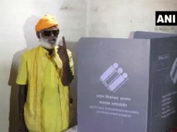 Gujarat A Polling Booth In Gir Forest Has Been Set Up For 1 Voter In Junagadh