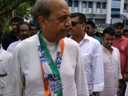 Dinesh Trivedi Gives Message To Opponent Arjun Singh About His Background
