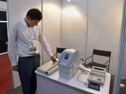 Snake Inside Vvpat Machine Holds Up Polling In Kannur Keral