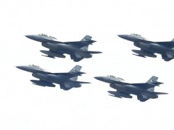 Four Pakistani F 16 Jets Detected Close To Border Iaf S Sukhoi Mirage Pushed Them Back