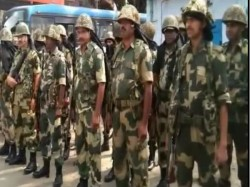 Dm Scaned Jalpaiguri With Central Force Aims Peaceful Poll