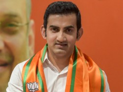Ec Asks Delhi Police To File Fir Against Gautam Gambhir For Rally Without Permission