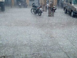 The Hail Storm Stuck On Murshidabad With Kalbaishakhi