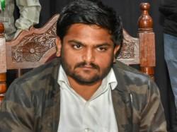 Congress Leader Hardik Patel Slapped During Public Rally In Gujarat