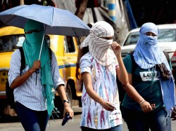 Heat Wave Warning For The Seven Districts Of South Bengal