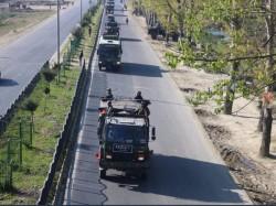 Fear Of Militant Attack In Srinagar Highway