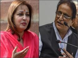 Sp Leader Abdullah Azam Khan Taunts Jayaprada Calls He As Anarkali In Loksabha Pol Campaign