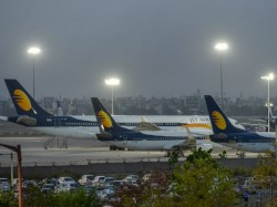 Jet To Suspend All Flights Tonight Fails To Get Emergency F