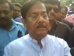 Killing Threat To Tmc Basirhat S Bjp Candidate Under Scanner