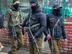 Rss Leader Attacked By Terrorists In Kashmir S Kishtwar His Pso Shot Dead