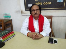 Lakshman Seth Searches His Old Companions Being Candidate Of Congress