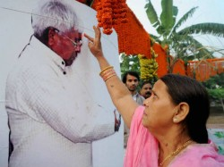 Ravri Devi Supports Lalu Prasad Yadav Demands On Nitish Kumar S Return In Big Alliance