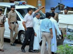 Charge Sheet Filed Against Rape Accused Bishop Franco Mulakkal