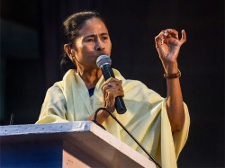 Bjp Mamata Banerjee Says Is Losing And The Party Would Not Even Get 17 Of The State S 80 Seats