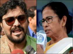 Mamata Banerjee Takes On Babul Supriyo In Vote Campaigning In Asansole