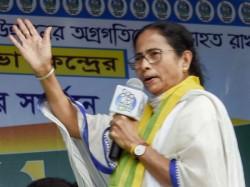 Mamata Banerjee Attacks Narendra Modi From Her Chopra Meeting