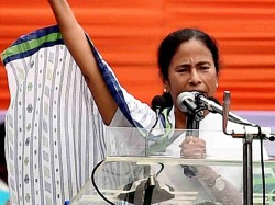 Mamata Banerjee Attacks Bjp From Her Itahar Meeting