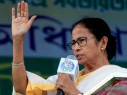 Mamata Banerjee Attacks Adhir Choudhury From Her Kandi Meeting