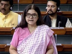 Maneka Gandhi Gets Notice From Ec For Her Controversial Comments