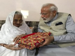 One Person Has Been Booked For Allegedly Making Objectionable Comment On Pm Modi S Mother