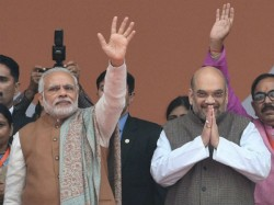 Pm Narendra Modi S Mega Show In Varanasi Before Filing Elections