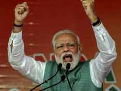 Narendra Modi Raises Again Wing Commandor Abhinandan Issue During Bjp Campiagn In Gujarat