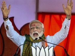 Pm Narendra Modi Says At Least 40 Mlas Of Tmc Contract With Them