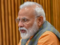 Congress To Move Ec Against Pm Modi For Speech Outside Ahmedabad Polling Booth