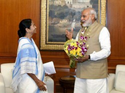 Modi Says Mamata Sends Me Kurta And Bengali Sweets