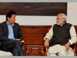 A Vote For Modi Is A Vote For Pakistan Congress Slams Bjp After Imran Khan S Remark
